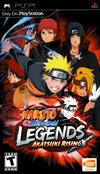 Rent Naruto Shippuden: Legends: Akatsuki Rising for PSP Games