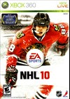 Rent NHL 10 for Xbox 360