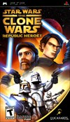 Rent Star Wars The Clone Wars: Republic Heroes for PSP Games