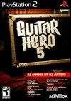 Rent Guitar Hero 5 for PS2