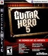 Rent Guitar Hero 5 for PS3