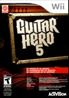 Rent Guitar Hero 5 for Wii