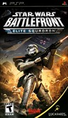 Rent Star Wars Battlefront: Elite Squadron for PSP Games