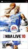 Rent NBA Live 10 for PSP Games