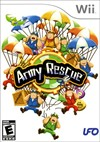 Rent Army Rescue for Wii