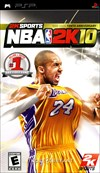 Rent NBA 2K10 for PSP Games
