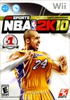 Rent NBA 2K10 for Wii