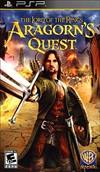 Rent Lord of the Rings: Aragorn's Quest for PSP Games