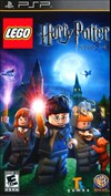Rent LEGO Harry Potter: Years 1-4 for PSP Games