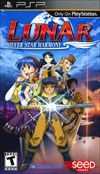 Rent Lunar: Silver Star Harmony for PSP Games