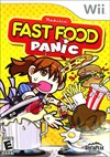 Rent Fast Food Panic for Wii