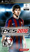 Rent Pro Evolution Soccer 2010 for PSP Games