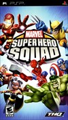 Rent Marvel Super Hero Squad for PSP Games