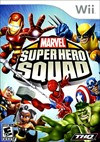 Rent Marvel Super Hero Squad for Wii