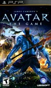 Rent James Cameron's Avatar: The Game for PSP Games