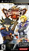 Rent Yu-Gi-Oh! 5D's Tag Force 4 for PSP Games