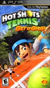 Rent Hot Shots Tennis: Get a Grip for PSP Games