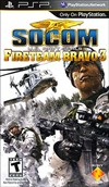 Rent SOCOM: U.S. Navy SEALs Fireteam Bravo 3 for PSP Games