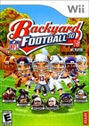 Rent Backyard Football '10 for Wii