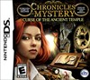 Rent Chronicles of Mystery: Curse of the Ancient Temple for DS