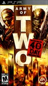 Rent Army of Two: The 40th Day for PSP Games