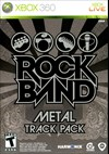 Rent Rock Band Metal Track Pack for Xbox 360