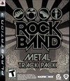 Rent Rock Band Metal Track Pack for PS3