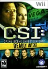 Rent CSI: Deadly Intent for Wii