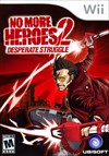 Rent No More Heroes 2: Desperate Struggle for Wii
