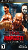 Rent TNA Impact: Cross the Line for PSP Games