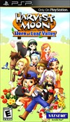 Rent Harvest Moon: Hero of Leaf Valley for PSP Games