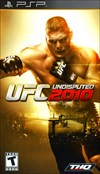 Rent UFC Undisputed 2010 for PSP Games