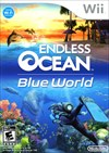 Rent Endless Ocean: Blue World for Wii