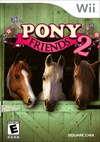 Rent Pony Friends 2 for Wii