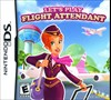 Rent Let's Play Flight Attendant for DS