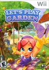 Rent Let's Play Garden for Wii