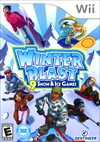 Rent Winter Blast: 9 Snow & Ice Games for Wii