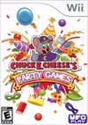 Rent Chuck E Cheese's Party Games for Wii