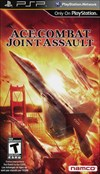 Rent Ace Combat: Joint Assault for PSP Games