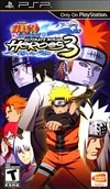 Rent Naruto Shippuden: Ultimate Ninja Heroes 3 for PSP Games