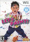 Rent Let's Paint for Wii