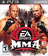 Rent EA Sports MMA for PS3