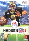 Rent Madden NFL 11 for Wii