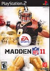 Rent Madden NFL 11 for PS2