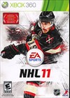 Rent NHL 11 for Xbox 360