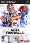 Rent NCAA Football 11 for PS2