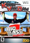 Rent Kevin Van Dam's Big Bass Challenge for Wii