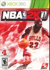 Rent NBA 2K11 for Xbox 360