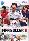 Rent FIFA Soccer 11 for Wii