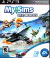 Rent MySims SkyHeroes for PS3